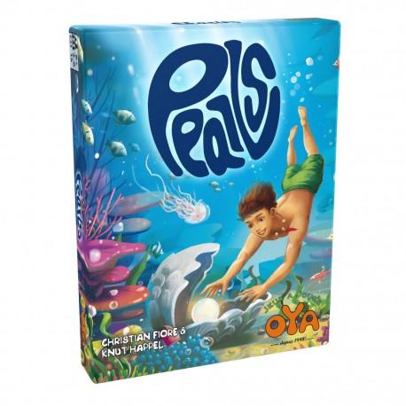 Pearls, Oya : assez simple pour 6 ans, assez fûté pour des gamers