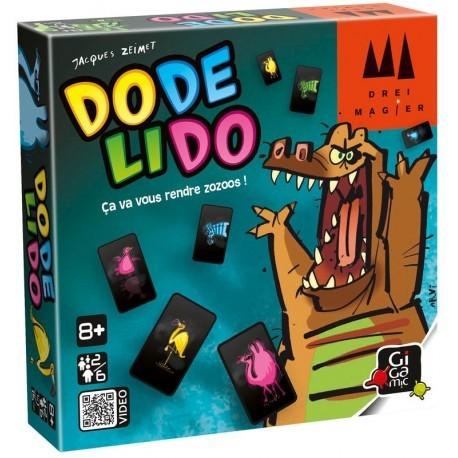 Dodelido, Gigamic : le jeu qui va vous rendre zozos ?