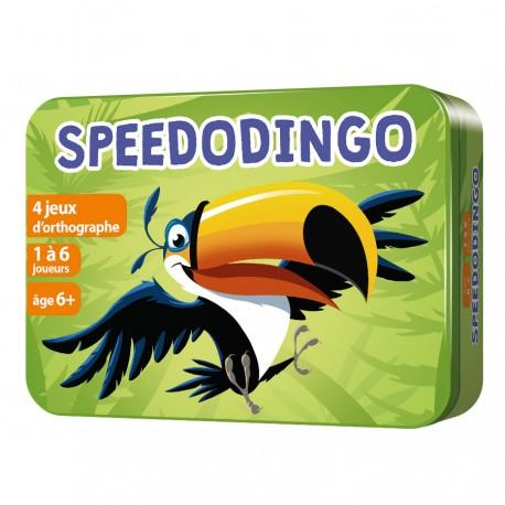 Speedodingo, Cocktail Games : pour travailler l'orthographe des mots