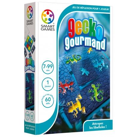 Gecko gourmand, Smart Games : Lorsque les animaux dînent !