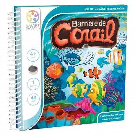 Barrière de corail, Smart Games, magnétique