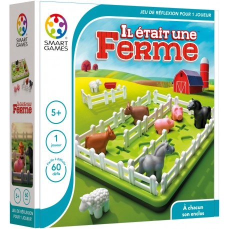 Il était une ferme, Smart Games