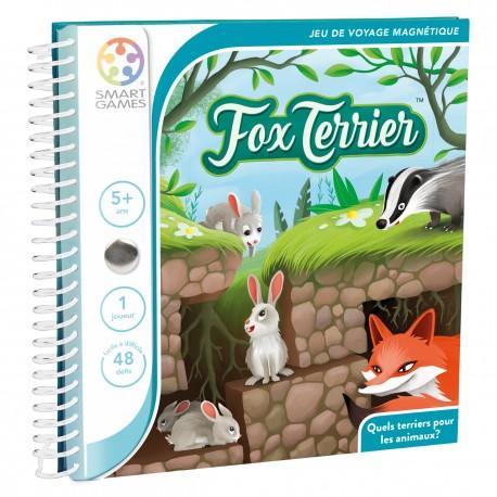 Fox Terrier, Smart Games, magnétique : une aventure souterraine !