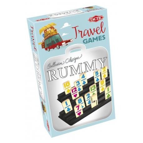 Rummy, Tac Tic, modèle voyage