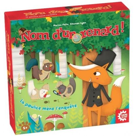 Nom d'un renard, Game Factory : un jeu coopératif d'enquête
