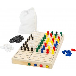 Le code secret, jeu en bois, retrouve la combinaison