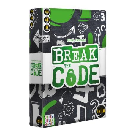 Break the Code, Iello
