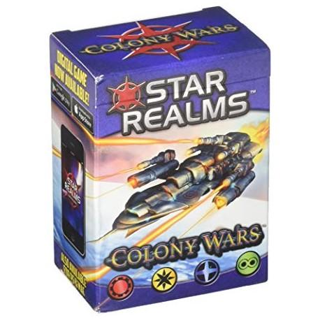 Star Realms: Colony Wars, Iello