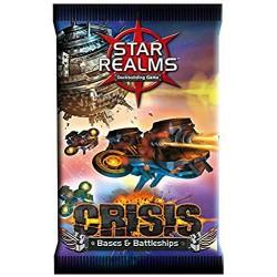 Star Realms, Iello, extension Crisis Bases et Vaisseaux