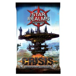 Star Realms, Iello, extension Crisis Flottes et Bastions
