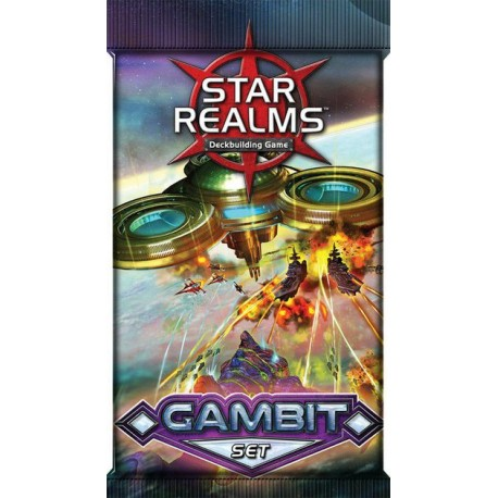 Star Realms, Iello, extension Gambit