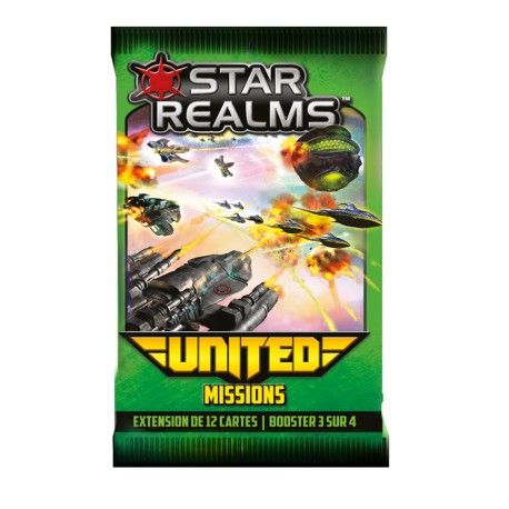 Star Realms, Iello, extension United Mission