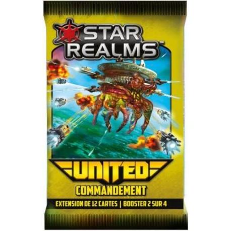 Star Realms, Iello, extension United Commandement