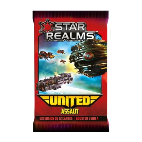 Star Realms, Iello, extension United Assaut