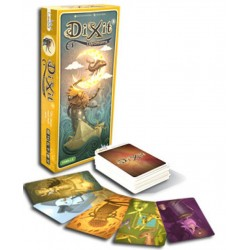 Dixit 5 : Daydreams, Libellud