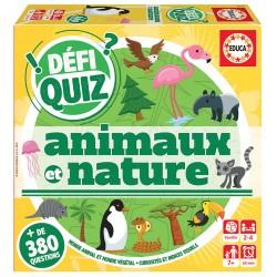 Défi Quizz – Animaux et Nature, Educa Borras
