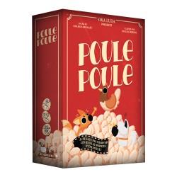 Poule Poule, Oka Luda : poule, renard, ... oeuf !