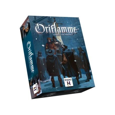 Oriflamme, Gigamic : prenez le pouvoir