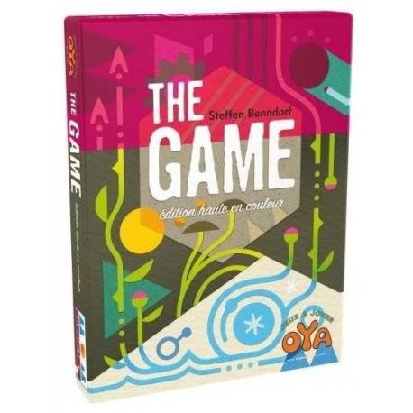 The Game, haut en couleur, Oya : le même, mais différent !