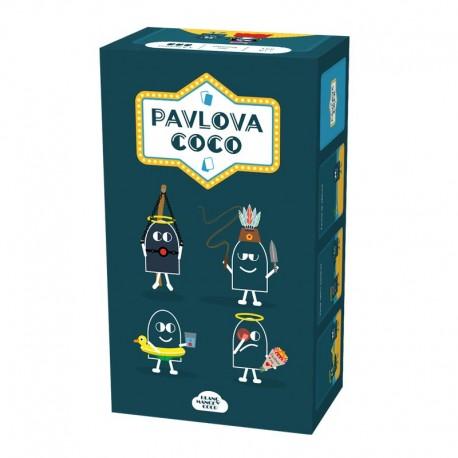 Pavlova Coco : les personnages Blanc Manger Coco se mettent en scène
