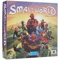 SmallWorld, Days of Wonder : civilisations dans un monde fantastique