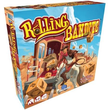 Rolling Bandits: rentrez dans le train et pillez le plus de richesses