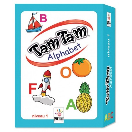 Tam Tam Alphabet, Ab Ludis