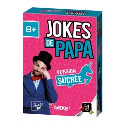 Jokes de Papa, Gigamic, version sucrée