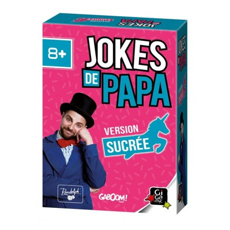 Jokes de Papa, Gigamic, version sucrée
