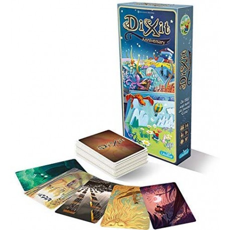 Dixit 10th Anniversary, 10 ans, extension