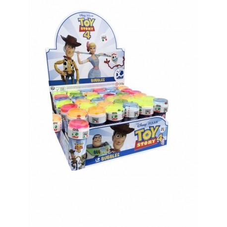 Bulle de savon Toys Story, 60 ml (x36)