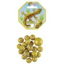 20 billes + 1 calot Gecko