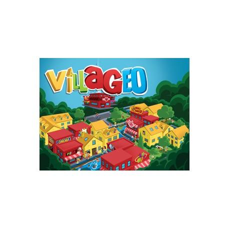 Villageo, Blue Orange, jeu de logique