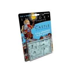 Inside Legend Bleu : the Castle of the lost Treasure