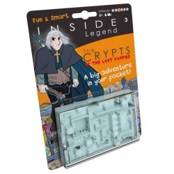 Inside Legend orange : the crypts of the last vampire