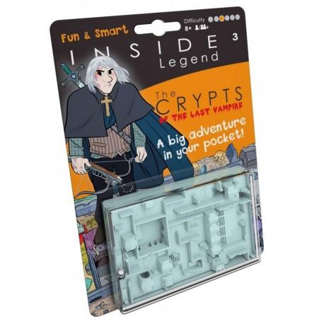Inside Legend orange: the crypts of the last vampire