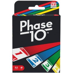 Phase 10, Mattel