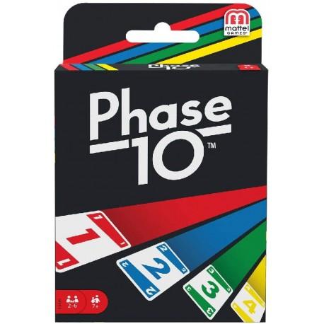 Phase 10, Mattel : Soyez le premier à réaliser les dix phases