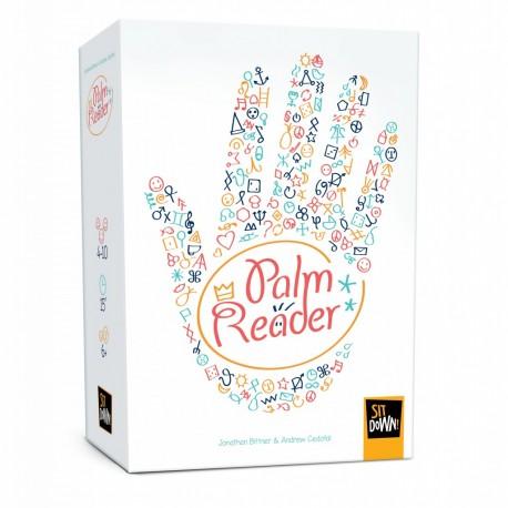 Palm Reader, Sit Down Editions : le téléphone arabe version tactile
