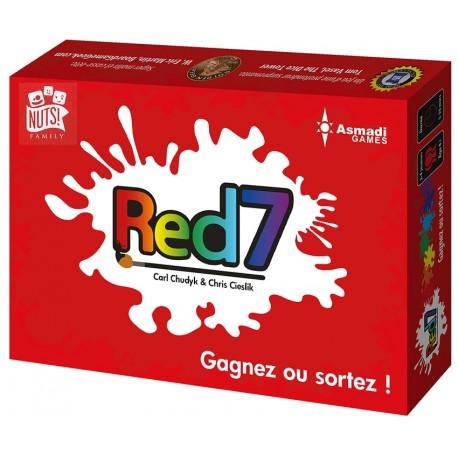 Red 7, Nuts : 7 couleurs poiur être le gagnant à chaque tour