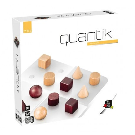Quantik Mini, Gigamic : Une pure abstraction