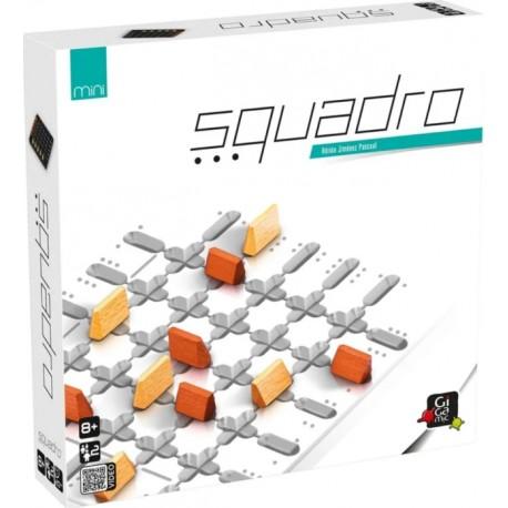 Squadro Mini, Gigamic : Le classique abstrait de demain