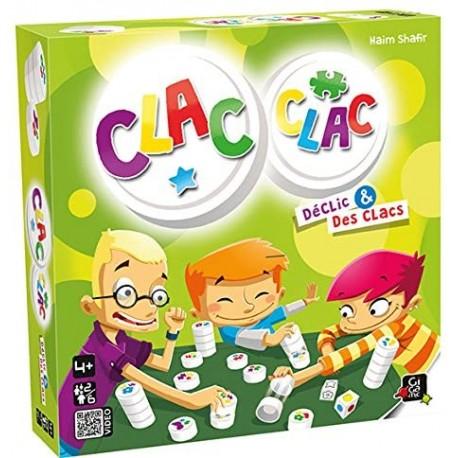 Clac Clac, Gigamic : Déclic et des clacs !