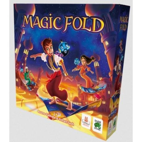 Magic Fold, Offline Editions : pliez votre tapis pour reproduire les motifs des 4 cartes Défi