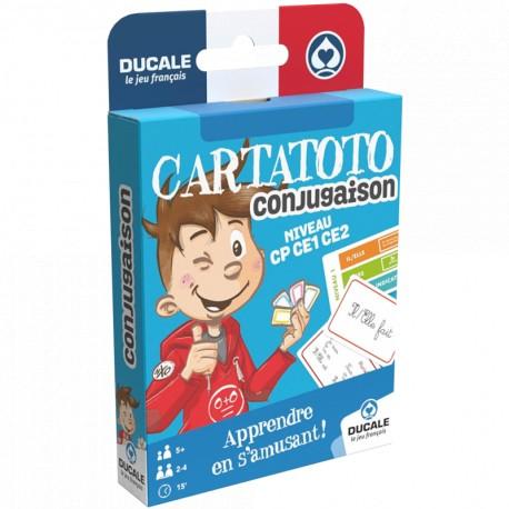 Cartatoto : Conjugaison, Ducale éditions