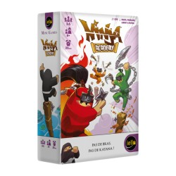 Ninja Academy, Iello, Mini Games