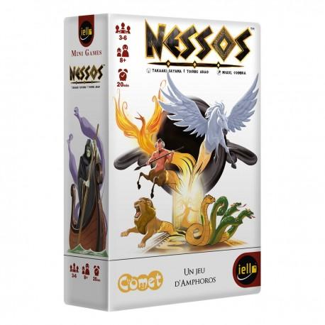 Nessos, Iello, Mini Games : Un jeu d'amphoros !