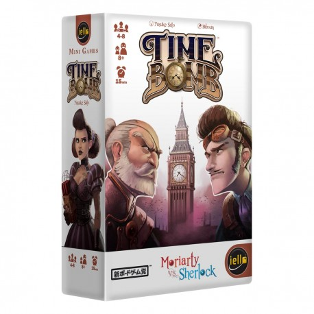 Time Bomb, Iello, Mini Games