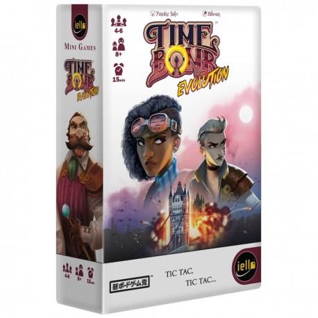 Time Bomb Evolution, Iello, Mini Games : coupez vite, coupez encore, coupez mieux !