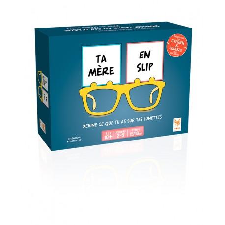 Ta mère en slip, Topi Games : Devine la combinaison sur tes lunettes